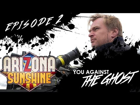 You Against The Ghost Podcast: Episode 2 Feat. TJ Smith (Nolan, VR, and more) | GLP