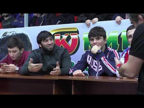 Салахбеков Карим (Махачкала) - Газимагомедов Сайпулла (Ботлихский р-н)