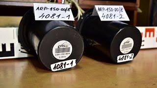 TVM ARP-150-00/8 poškozené membrány (No.4081-1,2)