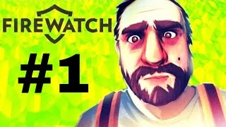 A Love Story With Julia || Firewatch #1