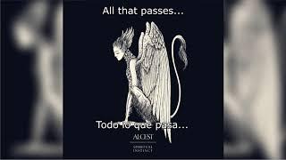Alcest - Le Miroir (Subtitulos en Español - Ingles)