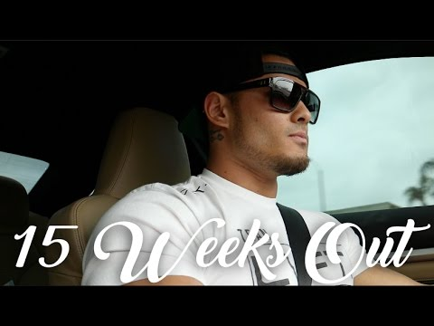 Jeremy Buendia 15 Weeks Out 2016 Mr Olympia