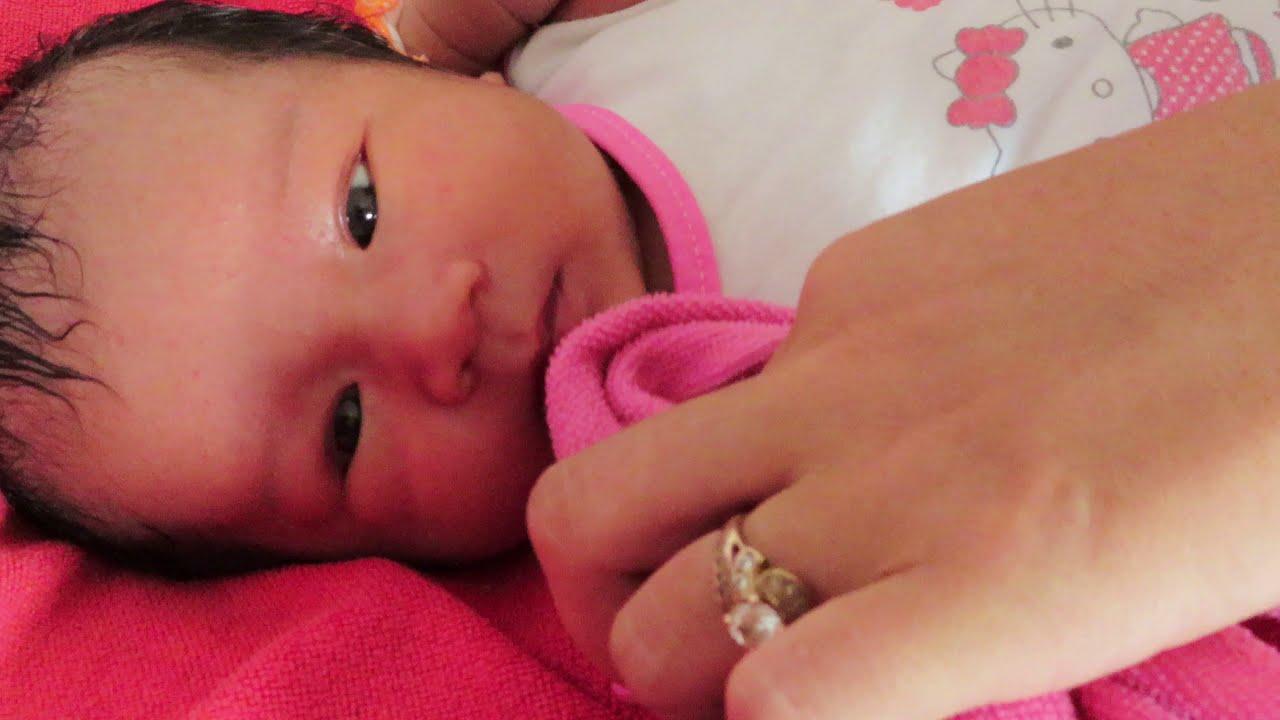 Mony Reach Cute Baby Wake Up So Love