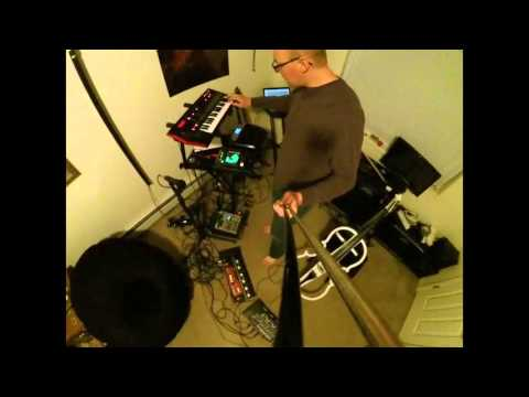 Perpetual Motion- Loop Pedal GoPro Cello
