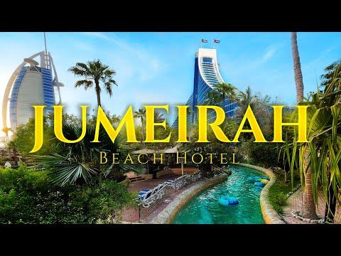 Jumeirah Beach Hotel | Burj Al Arab | Wild Wadi Waterpark
