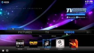 Cara Install Addon Lihat TV di Kodi