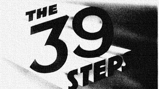 The 39 Steps 1935 - Alfred Hitchcock Movie #OpenCinema