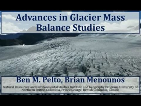 Attributing mountain glacier retreat to climate change (December 2016)