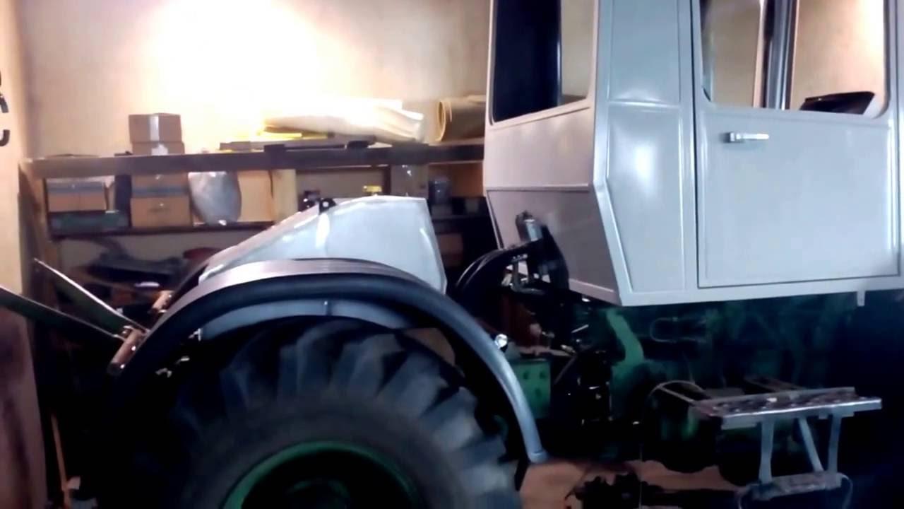 Купить Кабина трактора Т-25 minitrak.com.ua - YouTube