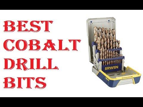 Best Cobalt Drill Bits 2019
