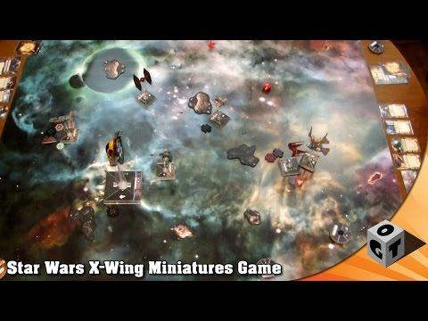 X-Wing - Game on Tables gegen den deutschen Meister