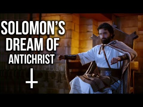 Prophet Suleiman's Vision Of Dajjal (Antichrist) The False Messiah || Solomon's Dream