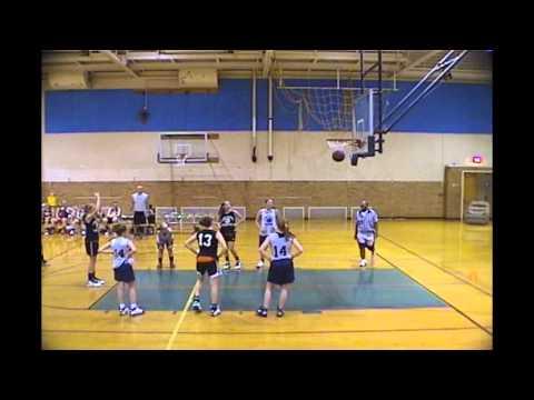 Palmyra Middle School Girls Basketball vs Cedar Crest Part 4 06.20.2011 Palmyra Network News