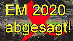EM 2020 offiziell abgesagt – Die Fußball Europameisterschaft 2020 wird um ein Jahr verschoben