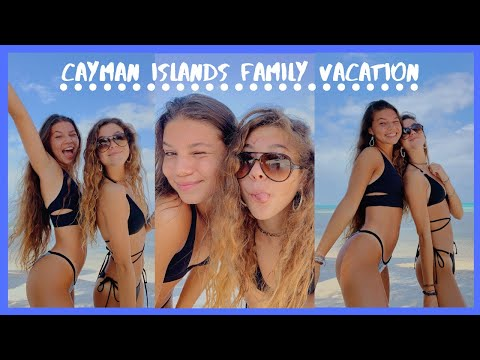 the ULTIMATE family vacation: cayman island vlog