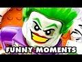 LEGO DC Super Villains Funny Moments Montage!