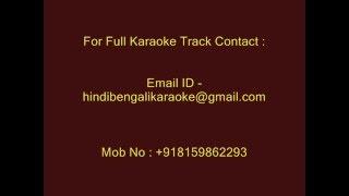 Tu Jab Jab Mujhko Pukare - Karaoke- Kurbaan (1991) - Anuradha Paudwal ; Udit Narayan
