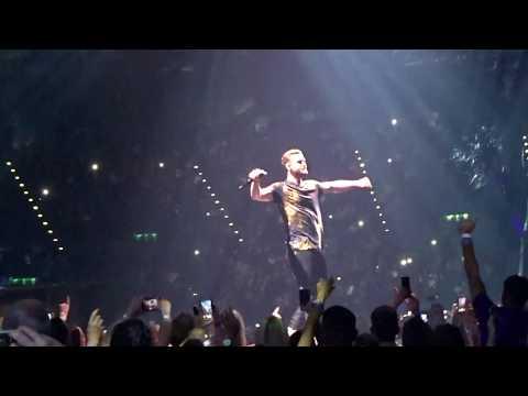 Justin Timberlake - Mirrors - THE MAN OF THE WOODS Tour Birmingham 2018