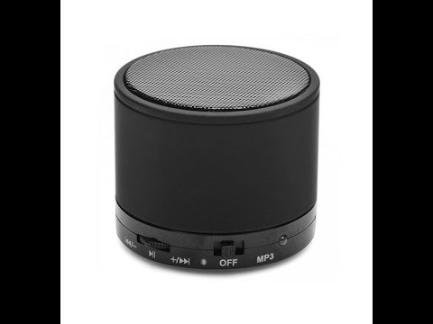 Unboxing na DIVA MP3 Speaker