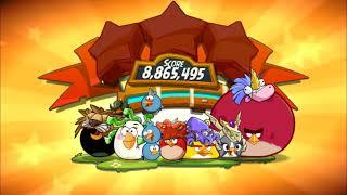 Angry Birds 2 Cobalt Plateaus Hamberg All Boss Fights