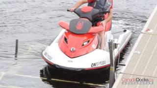 CanadaDocks™ 1200lbs Boat Lift