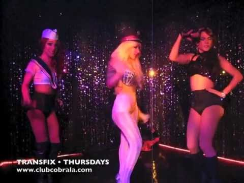 Transexual Clubs Los Angeles
