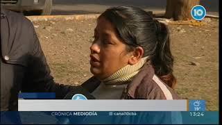 Buscan al conductor que atropelló a un joven en Villa Unión