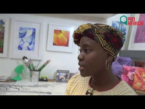 African Women Who Make Art: Meet Enam