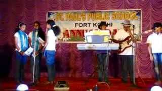 Annual Day Celebrations 2012-13 of St Paul