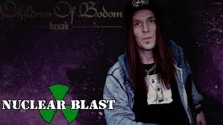 CHILDREN OF BODOM Hexed Lyrical Themes OFFICIAL TRAILER 2