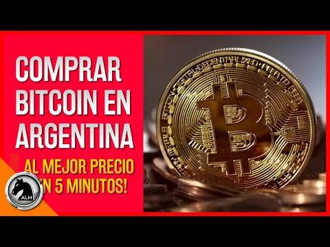 ???? Como Comprar Bitcoins En Argentina 2021 ???? Como COMPRAR BITCOINS A Mejor Precio