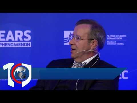 GLOBSEC 2015: Keynote Speech + GLOBSEC Debate (Saturday)