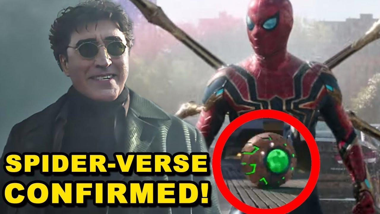 Download Spider-Man No Way Home TRAILER BREAKDOWN! Doc Oct! Green Goblin! Daredevil! SPIDER-VERSE!