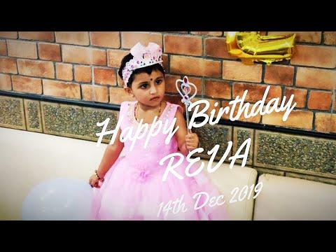 Reva's 2nd Birthday