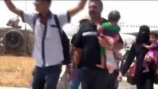 بدعم مركز الملك سلمان.. جسر جوي لإعادة اليمنيين بجيبوتي