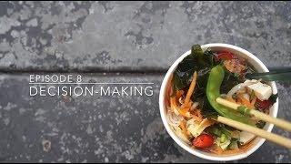 Visualthinking#8 | DECISION making