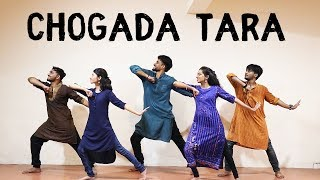 Chogada Tara | Loveyatri | Group Dance | Easy Steps | ABDC