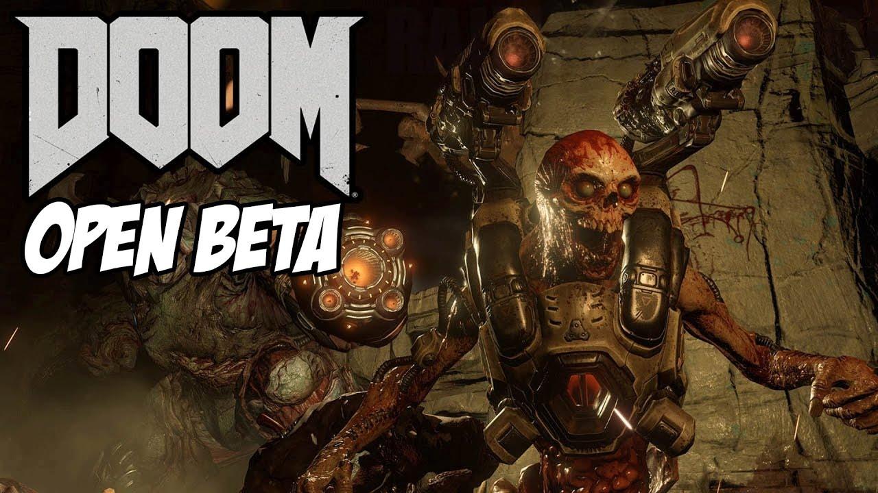 Doom Open Beta