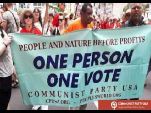 Communist Party Goes All In for Hillary