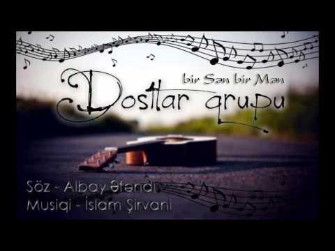 Ahmed Mustafayev - bir Sen bir Men (Official Music Audio)