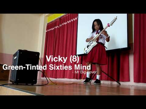 Green-Tinted Sixties Mind cover by Vicky (8)