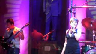 Nina with Zynergy Band in Hard…