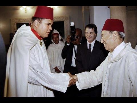Mohamed Ali & Hassan II Morocco 90s - محمد علي كلاي والحسن الثاني