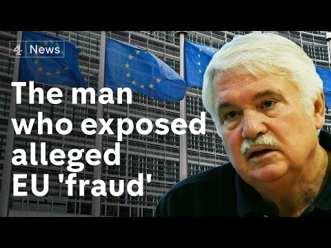 Meet the whistleblower who exposed alleged EU