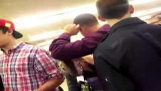 """""""Andy Milonakis' Sister"""" Hit 47 Times in the Face (Official) [HD]"""