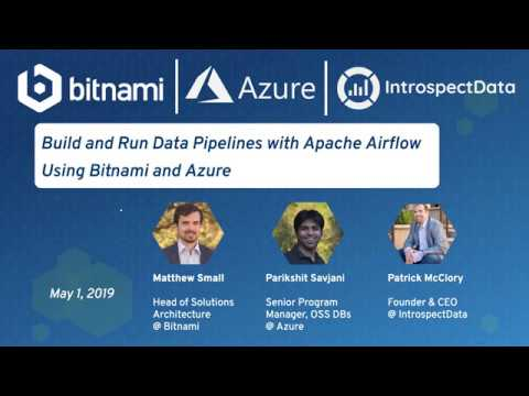 Build and Run Data Pipelines with Bitnami Apache Airflow in Azure