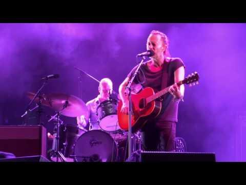 Radiohead Karma Police ACL Music Festival 2016