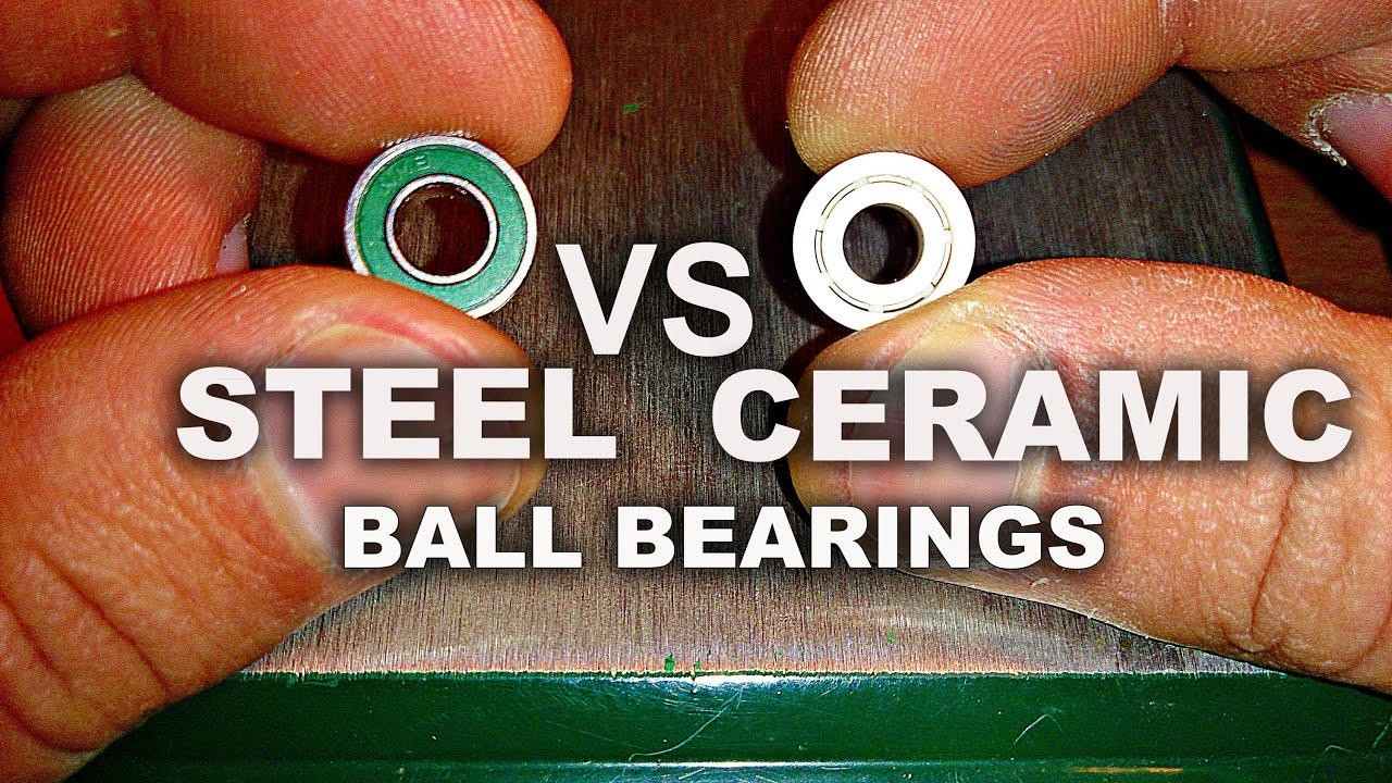 Steel Vs Full Ceramic Bearings Friction Test Youtube
