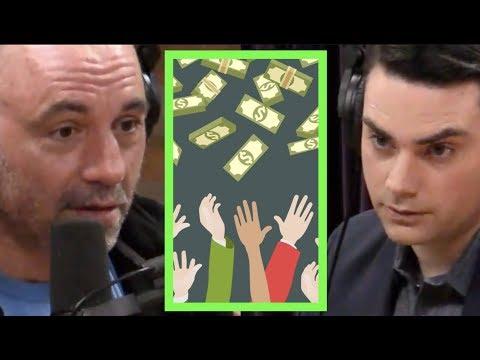 Ben Shapiro's Problem with Universal Basic Income | Joe Rogan