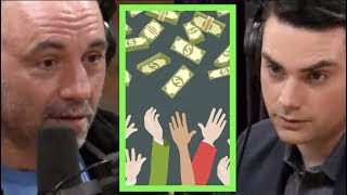 Baixar Ben Shapiro's Problem with Universal Basic Income | Joe Rogan